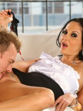 Ava Addams fucks and sucks like crazy from Third Movies
