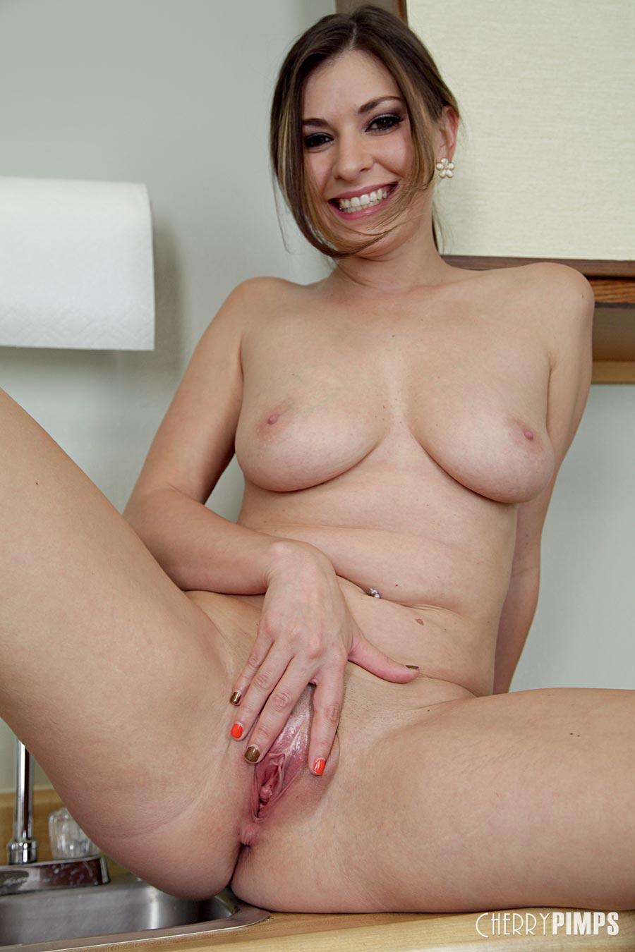 Heisse blondine nude